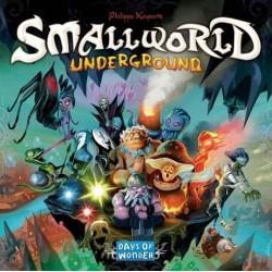 Small World: Underground (Spanish)