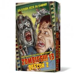 Zombies!!! 13: Defcom Z (Spanish)