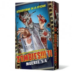 Zombies!!! 11: Muerte S.a. (Spanish)