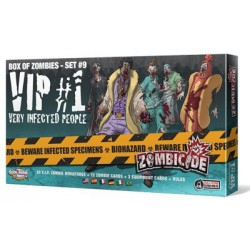 Vip: Very Infected People Nº 1 (Spanish)