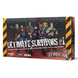 Ultimate Survivors and Experience Cards