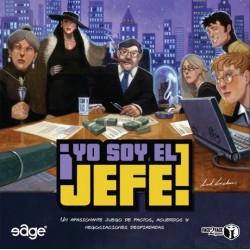 ¡Yo Soy El Jefe! (Spanish)