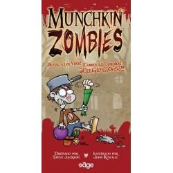 Munchkin Zombies (Spanish)