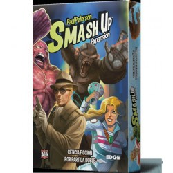 Smash Up - Ciencia Ficción por Partida Doble