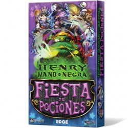 Henry Mano-Negra: Fiesta de Pociones (Spanish)