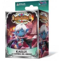 Kaelly, la Sombra del Abismo (Spanish)
