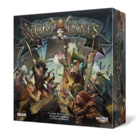 Rum & Bones (Spanish)