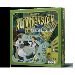 Alta Tensión - El Juego de Cartas