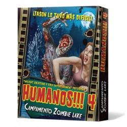 Humanos!!! 4: Campamento Zombie Lake (Spanish)