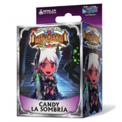 Candy la Sombría (Spanish)