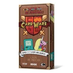 Hora de Aventuras Card Wars - BMO contra Lady Arcoíris (Spanish)