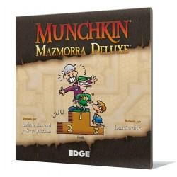 Munchkin Mazmorra Deluxe (Spanish)