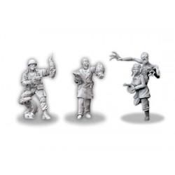 Investigadores de los aliados - Pack 1