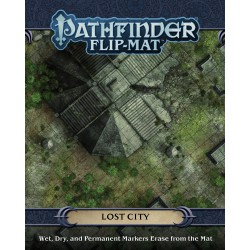 Lost City: Pathfinder Flip-Mat