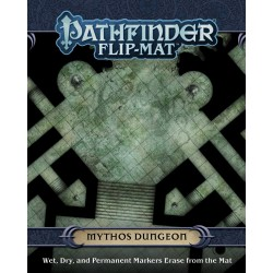 Mythos Dungeon: Pathfinder Flip-Mat
