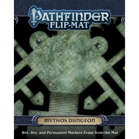 Mythos Dungeon: Pathfinder Flip-Mat