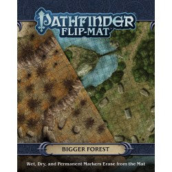 Bigger Forest: Pathfinder Flip-Mat