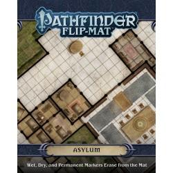 Asylum: Pathfinder Flip-Mat