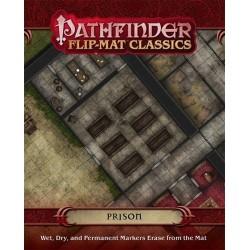 Prison: Pathfinder Flip-Mat Classics
