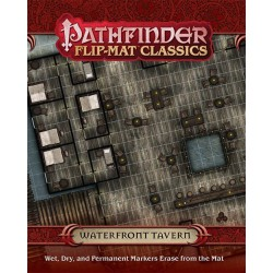 Waterfront Tavern: Pathfinder Flip-Mat Classics