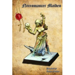 Necromancer Maiden