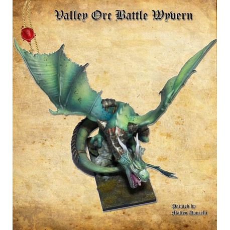 Battle Wyvern (28mm)