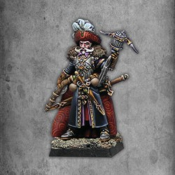 Inquisitor with Pistol & Crossbow