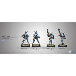 Orc Troops (Hmg/boarding Shotgun)