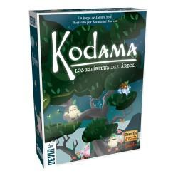 Kodama, Los Espíritus Del Árbol (Spanish)