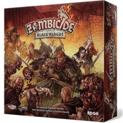 Zombicide Black Plague (Spanish)