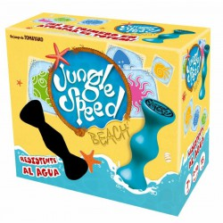 Jungle Speed Beach (Spanish)