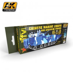 Chinese Marine Corps And Airbone Forces