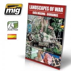 Landscapes of War: Guía Máxima - Dioramas Vol. 3: Ambientes Rurales (Castellano)