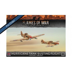 Desert Rats Hurricane Flight (2)