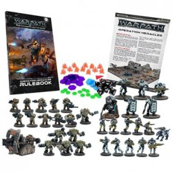 Warpath: Operation Heracles Two-Player Battle Set (English)