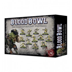 Scarcrag Snivellers Blood Bowl Team (12)