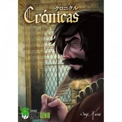 Crónicas (Spanish)