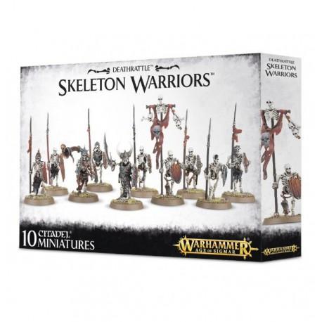 Deathrattle Skeleton Warriors (10)