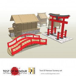 Test of Honour Scenery Pack