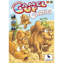 Camel Up Cartas