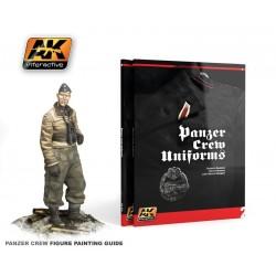 Panzer Crew Uniforms (Ak Learning Series 2) (English)