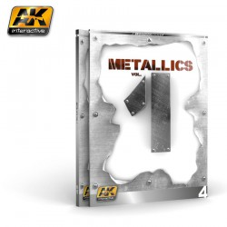 Metallics Vol 1 (AK Learning Series 4) (Inglés)