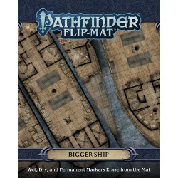 Bigger Ship: Pathfinder Flip-Mat