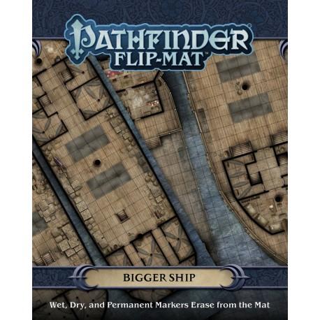 Bigger Ship: Pathfinder Flip-Mat
