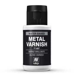 Gloss Metal Varnish