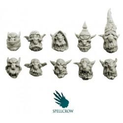 Goblins Heads