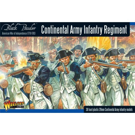 Continental Infantry Regiment (30)