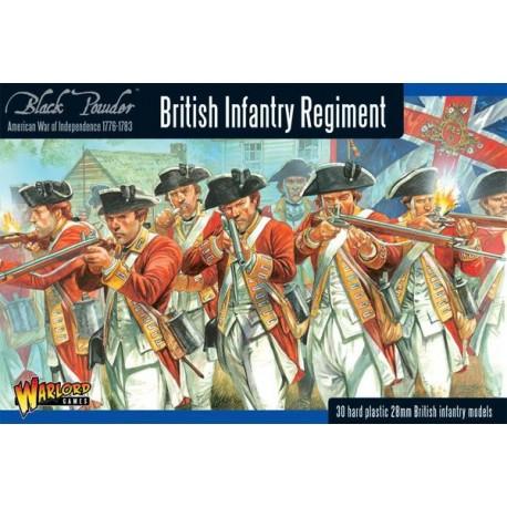 British Infantry Regiment (30)