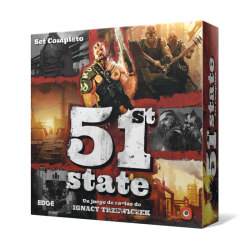 51st State: Set Completo (Spanish)