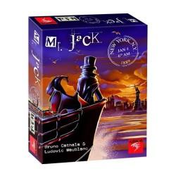 Mr. Jack Nueva York (Spanish)